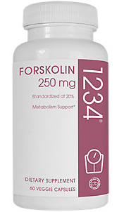 Image of Forskolin 250 mg (Forskolin 1234)