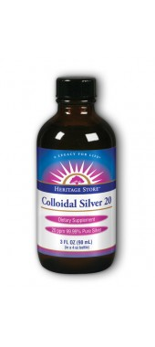 Image of Colloidal Silver 20 ppm