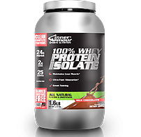 Image of 100% Whey Protein Isolate - Dark Chocolate