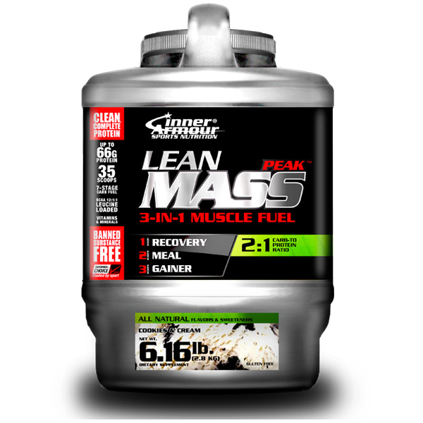 Image of Lean Mass Peak - Cookies & Cream
