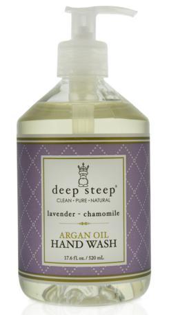 Image of Argan Oil Hand Wash Liquid Lavender Chamomile