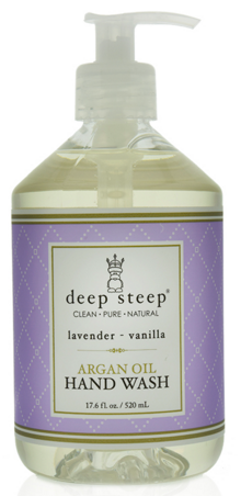 Image of Argan Oil Hand Wash Liquid Lavender Vanilla