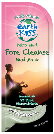 Image of Detox Mud - Pore Cleanse Mud Mask (normal to oily skin)