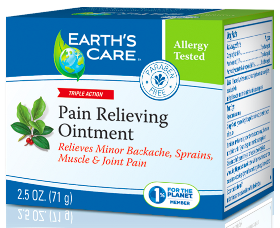 Image of Triple Action Pain Relieving Ointment