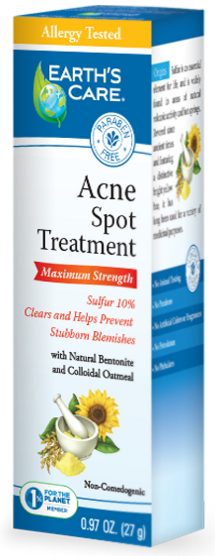 Image of Acne Spot Treatment (10% Sulfur)