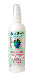 Image of Dog Hot Spot & Itch Relief Spritz with Skin & Coat Conditioner Tea Tree Oil