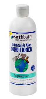 Image of Pet Conditioner Oatmeal & Aloe Fragrance Free