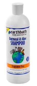 Image of Pet Shampoo Oatmeal & Aloe Fragrance Free