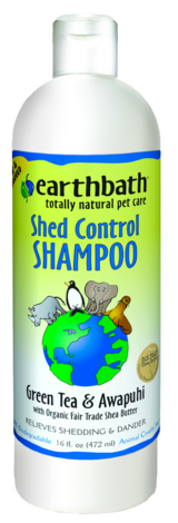 Image of Pet Shampoo Shed Control Green Tea & Awapuhi