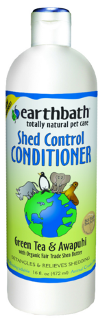 Image of Pet Conditioner Shed Control Green Tea & Awapuhi
