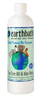 Image of Pet Shampoo Tea Tree Oil & Aloe Vera