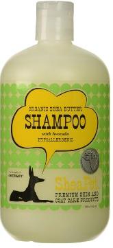 Image of SheaPet Organic Shea Butter Pet Shampoo with Avocado Hypo-Allergenic