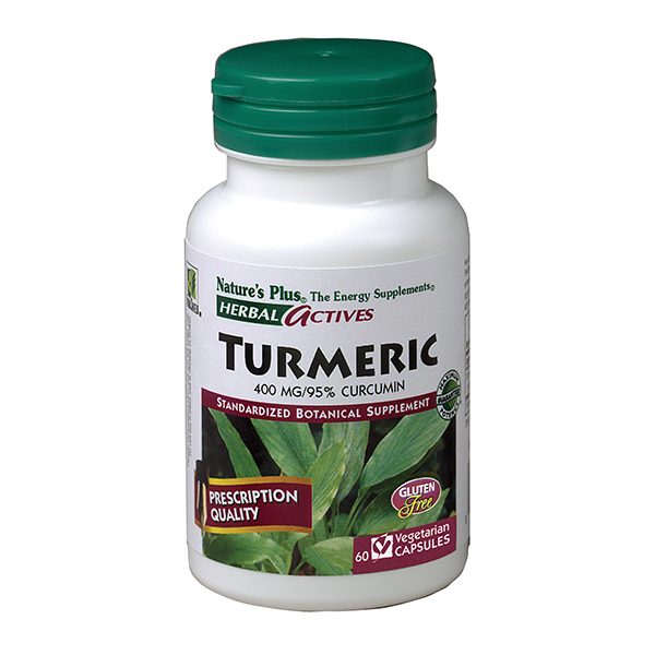 Image of Turmeric 400 mg, Herbal Actives