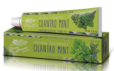 Image of Toothpaste Cilantro Mint