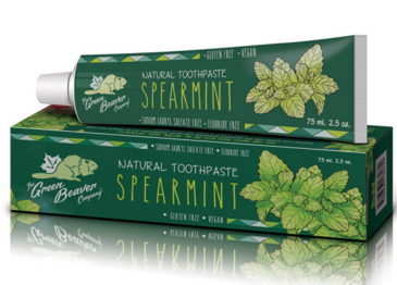 Image of Toothpaste Spearmint