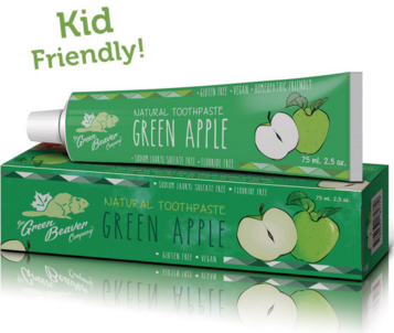 Image of Toothpaste Green Apple