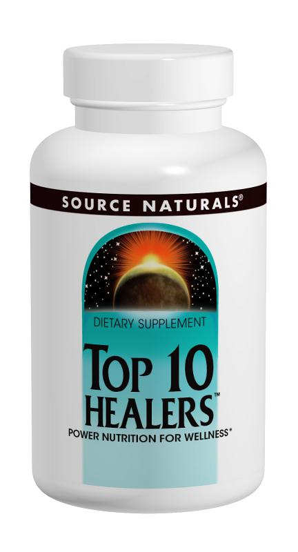 Image of Top 10 Healers