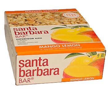 Image of Santa Barbara Bar Mango Lemon