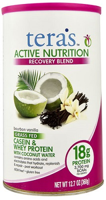 Image of Active Nutrition Bourbon Vanilla