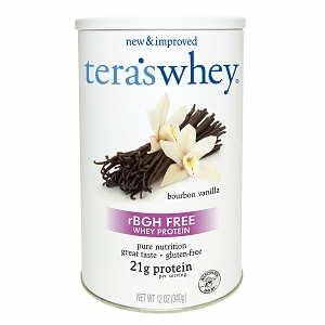 Image of Cow Whey rBGH Free Bourbon Vanilla