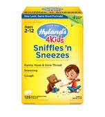 Image of 4 Kids Sniffles'n Sneezes