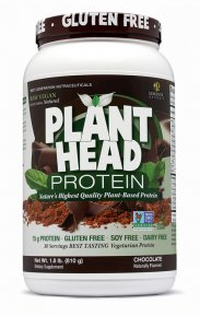 Image of Plant Head Protein Powder Chocolate