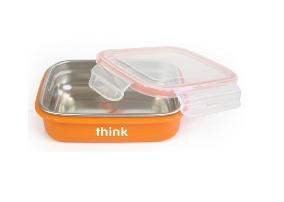 Image of ThinkBaby Bento Box Orange
