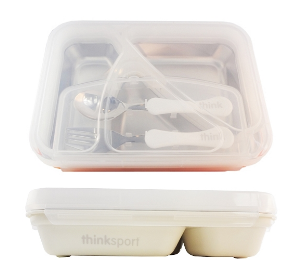 Image of ThinkSport GO2 Container White