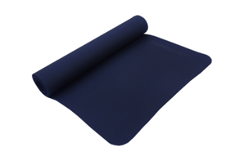 Image of ThinkSport Yoga Mat Black/Black