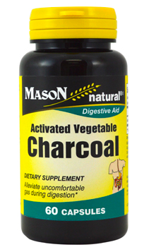 Image of Activated Vegetable Charcoal