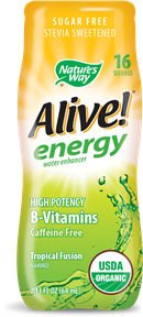 Image of Alive! energy water enhancer Tropical Fusion Flavored