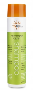 Image of Ceramide Care Curl & Frizz Control Shampoo (normal to dry hair)