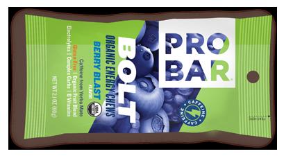 Image of PROBAR Bolt Energy Chews Bar Berry Blast