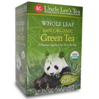 Image of Whole Leaf Organic Green Tea