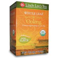Image of Whole Leaf organic Oolong Tea