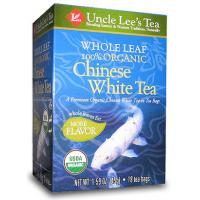 Image of Whole Leaf Organic Chinese White Tea