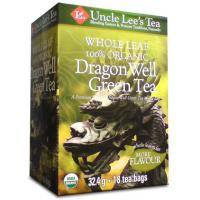 Image of Whole Leaf Organic Dragon Well Green Tea