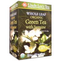 Image of Whole Leaf Organic Green Tea with Jasmine