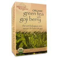 Image of Imperial Organic Green Tea with Goji Berry Tea