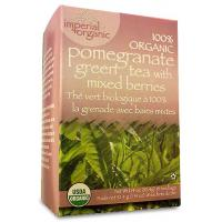 Image of Imperial Organic Pomegranate Green Tea with Mixed Berries Tea