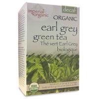 Image of Premium Organic Earl Gray Decaffeinated Green Tea