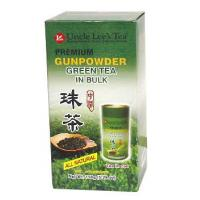 Image of Premium Gunpowder Green Tea in Bulk (loose tea in can)