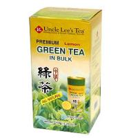 Image of Premium Lemon Green Tea in Bulk (loose tea in can)