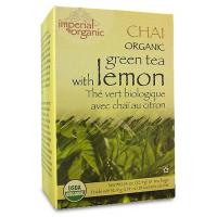 Image of Imperial Organic Chai Green Tea with Lemon