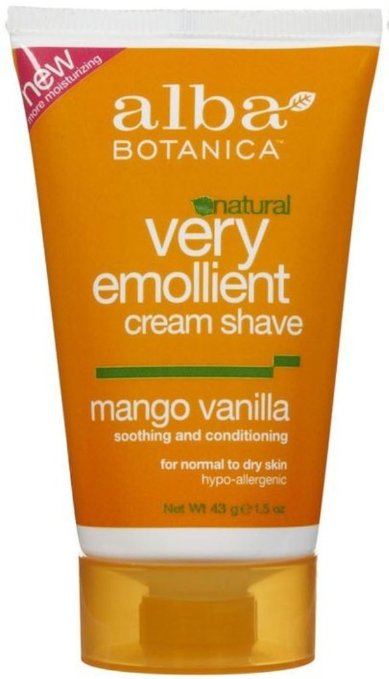 Image of Mango Vanilla Cream Shave