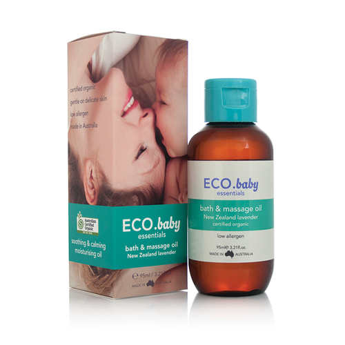 Image of ECO. Baby Essentials Bath & Massage Oil