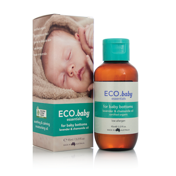 Image of ECO. Baby Essentials for Baby Bottoms