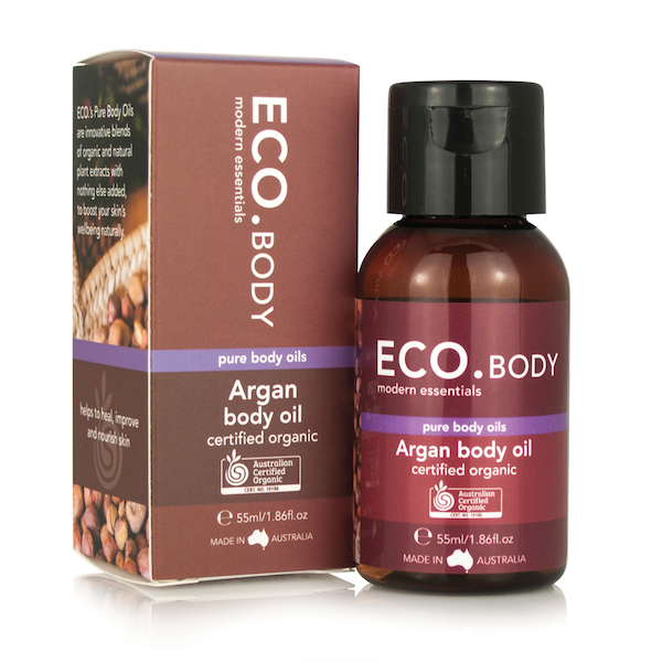 Image of ECO. Certified Organic Argan Body Oil
