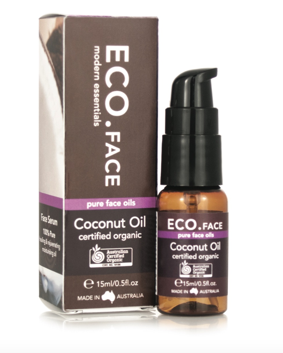 Image of ECO. Certified Organic Coconut Face Oil