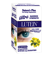 Image of Ultra Lutein 20 mg, Pure FloraGLO Lutein